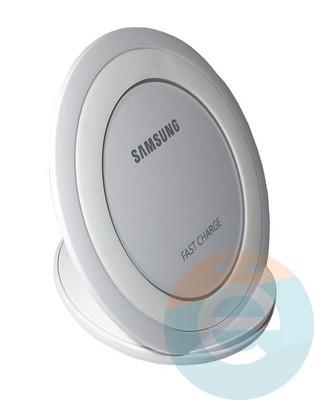 Беспроводное зарядное устройство Samsung (оригинал) белое - фото 16662