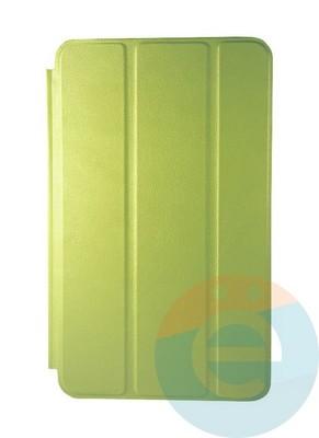Чехол-книжка на Samsung Galaxy Tab A 8.0 SM-T385 салатовый - фото 16693