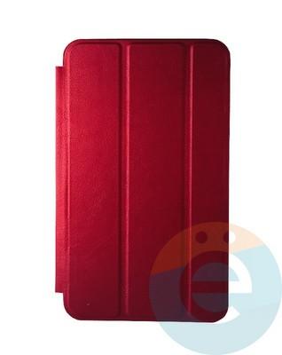 Чехол-книжка на Samsung Galaxy Tab A 8.0 SM-T385 пурпурный - фото 16697