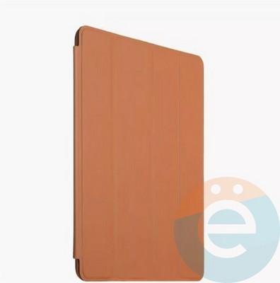 Чехол-книжка на Apple iPad Pro 10.5 коричневый - фото 18234