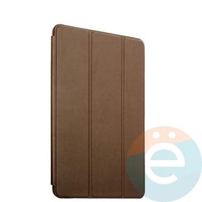 Чехол-книжка на Apple iPad Pro 10.5 тёмно-коричневый - фото 18235