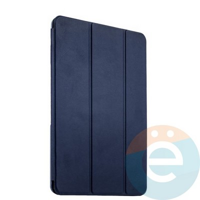 Чехол-книжка на Samsung Galaxy Tab E 9.6 SM-T560 синий - фото 18316