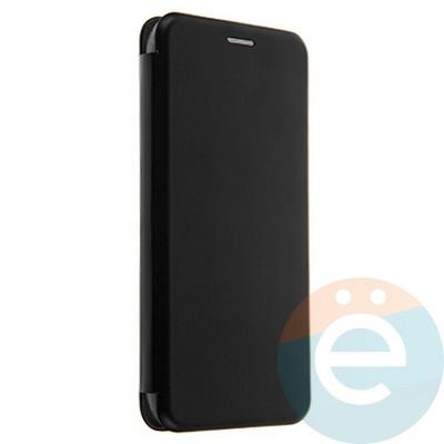 Чехол книжка боковой Fashion Case для Xiaomi Mi Max 3 черный - фото 37997