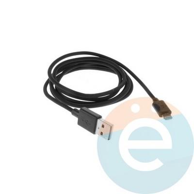 USB кабель Belkin на Lightning 1.2м чёрный - фото 4497