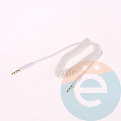 AUX кабель Trim E68 папа-папа 3.5мм цветные - фото 5984