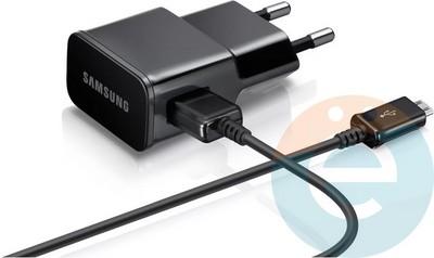 СЗУ для смартфонов Samsung 1.0А чёрный - фото 27341