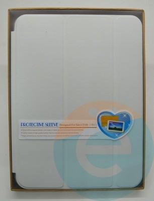 Чехол-книжка на Samsung Galaxy Tab A 8.0 SM-T350 белый - фото 6084