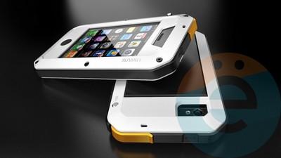 Противоударный чехол Lunatik на iPhone 6/6s Plus белый - фото 34368