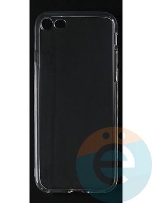 Накладка силиконовая ультратонкая на Apple iPhone 7/8 прозрачная - фото 42800