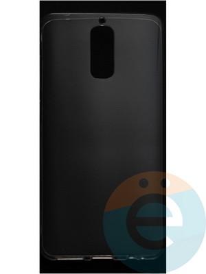Накладка силиконовая ультратонкая на Huawei Mate 9 Pro прозрачная - фото 42806