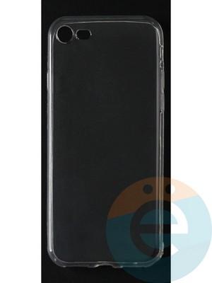 Накладка силиконовая ультратонкая на Apple iPhone 7/8 (0.15мм) прозрачная - фото 42818