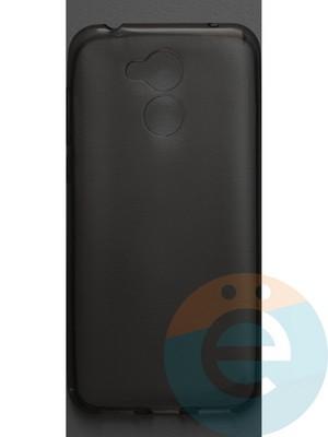 Накладка силиконовая ультратонкая на Huawei Honor 7X прозрачная - фото 42859