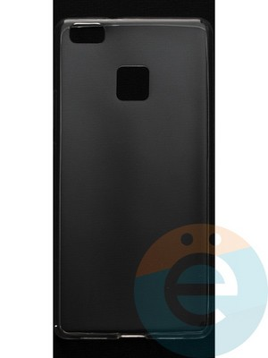 Накладка силиконовая ультратонкая на Huawei P9 Lite прозрачная - фото 44403