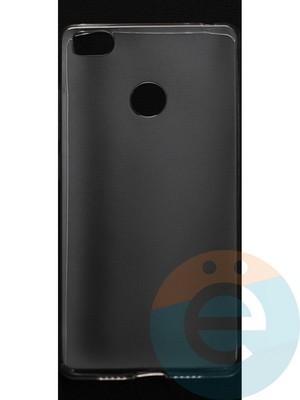 Накладка силиконовая ультратонкая на Xiaomi Mi 4s прозрачная - фото 44404