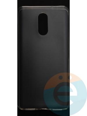 Накладка силиконовая ультратонкая на Xiaomi Redmi Pro прозрачная - фото 44406