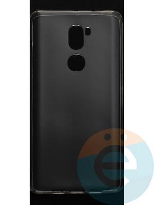 Накладка силиконовая ультратонкая на Xiaomi Mi 5S Plus прозрачная - фото 44407