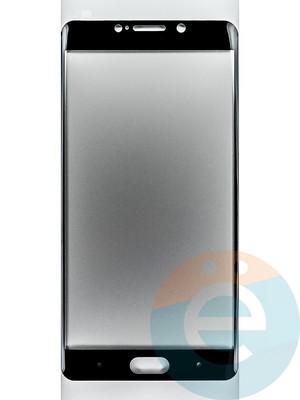 Защитное стекло 2D полноэкранное на Xiaomi Mi Note 2 чёрное - фото 44891
