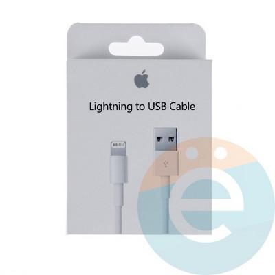 USB кабель на Lightning в коробке категория 1 - фото 4728