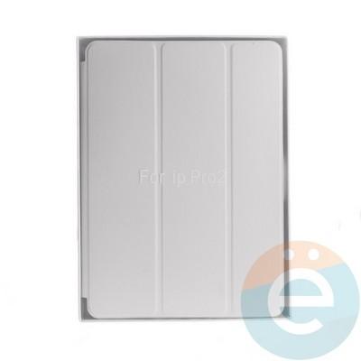 Чехол-книжка на Apple iPad Pro 2 белый - фото 4749