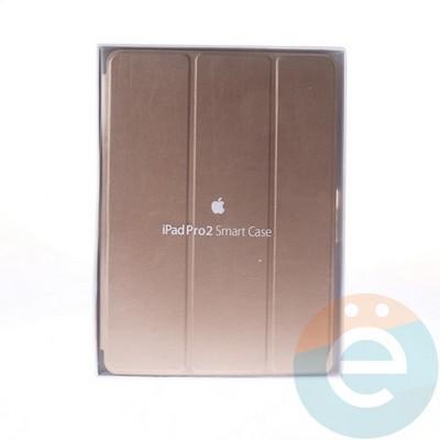 Чехол-книжка на Apple iPad Pro 2 золотистый - фото 5025
