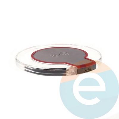 Беспроводное зарядное Hookitup устройство чёрный - фото 5052