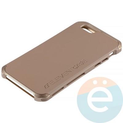 Накладка противоударная Element Case на Apple iPhone 6/6s золотистая - фото 12071