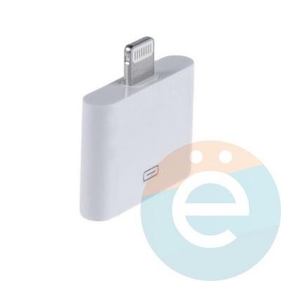 Переходник Lightning для Apple с iPhone 4/4s на iPhone 5 - фото 5219
