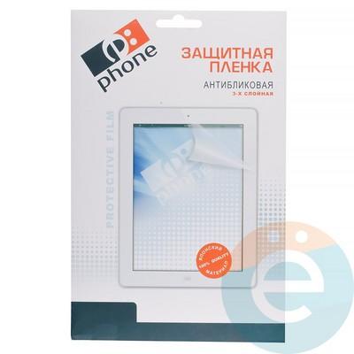 Защитная плёнка ePhone на Apple iPad Air глянцевая - фото 13390