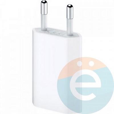 СЗУ Apple для iPhone 1.1А (категория 3) белое - фото 5241