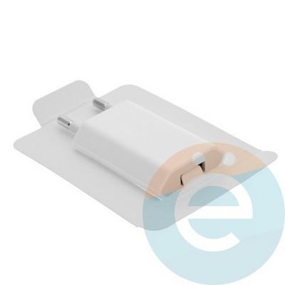 СЗУ Apple для iPhone 1.1А (категория 1) белое оригинал - фото 5243