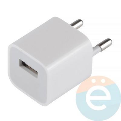 СЗУ Apple для iPhone 1.1А белое под оригинал - фото 14164