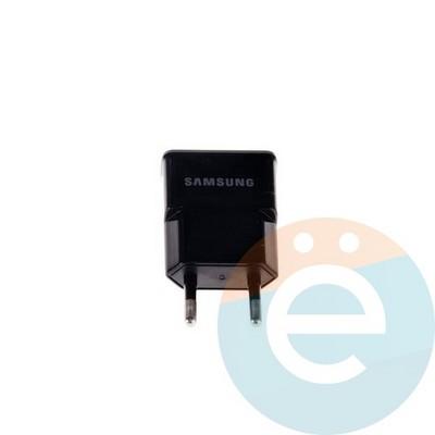 СЗУ для смартфонов Samsung 2.0А чёрный - фото 5255
