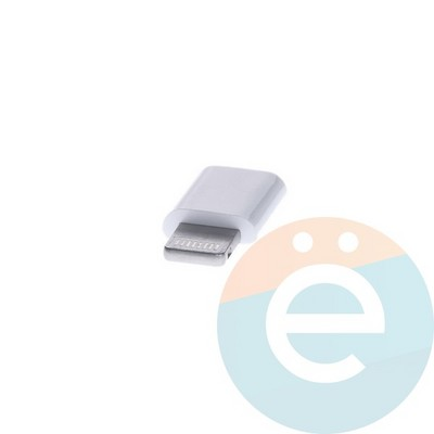 Переходник с micro-USB на Lightning - фото 4444
