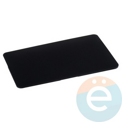 """Накладка на MacBook Air 11.6"""" пластиковая матовая чёрная - фото 14482"""