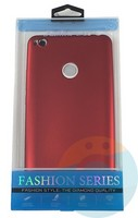 Накладка силиконовая j-Case на Xiаomi Mi Max 2 красная