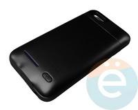 Накладной аккумулятор 3000 mAh D705-4.7 на Apple iPhone 7/8 чёрный