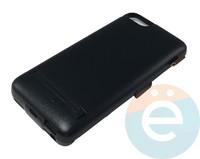 Накладной аккумулятор 6800 mAh на Apple iPhone 5 чёрный