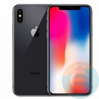 Муляж Apple iPhone X чёрный