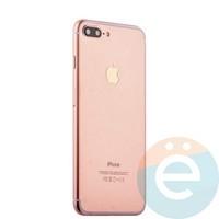 Муляж Apple iPhone 7 Plus розово-золотистый