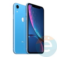 Муляж Apple iPhone XR синий