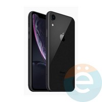 Муляж Apple iPhone XR чёрный
