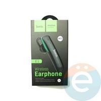 Bluetooth-гарнитура HOCO E1 белая