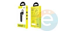 Bluetooth-гарнитура HOCO E25 чёрная