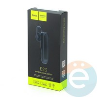 Bluetooth-гарнитура HOCO E23 чёрная
