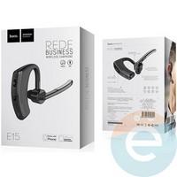 Bluetooth-гарнитура HOCO E15 чёрная