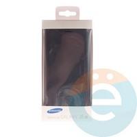 Чехол-книжка боковой на Samsung Galaxy J5 SM-J510 (2016) синий