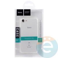Накладка силиконовая Hoco на Apple iPhone 7/8 прозрачная