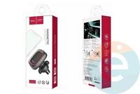 Держатель автомобильный HOCO CA23 Lotto series magnetic air outlet чёрный