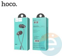Наушники HOCO M28 с микрофоном серые