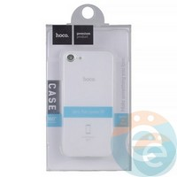 Накладка пластиковая Hoco на Apple iPhone 7/8 прозрачная